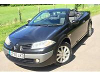 Renault Megane 1.6 Dynamique**Coupe Convertible**Only 50,000 Mls With FSH!**