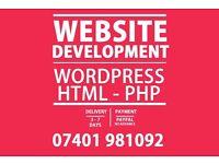 Website Design & Development, Mobile Friendly Websites, SEO Friendly