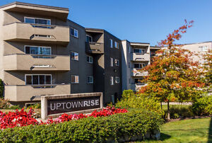 {2 Bed} Condo in Uptown Rise with Modern Finishings