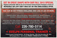 2 Free Personal Training Sessions - No Strings Attached