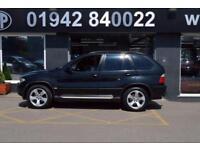 2004 04 BMW X5 3.0 D SPORT 215 BHP 5DR 6SP 4WD DIESEL EST, 150,000M, SH + BILLS