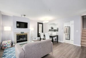Townhouse - Modern and Tastefully renovated 2 bedrooms