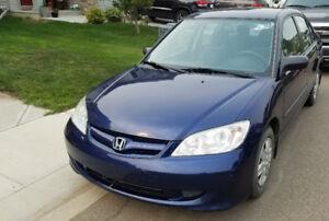 2005 Honda Civic Sedan - GREAT DEAL!!!