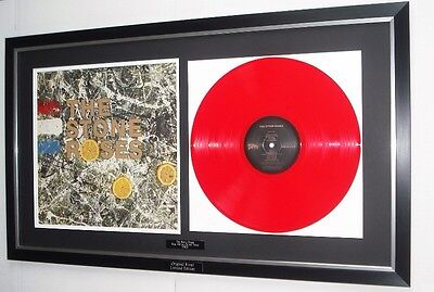 The Stone Roses-Original Rare 'Red' Vinyl Album-Ian Brown-Oasis