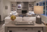 Fully furnished for professional family