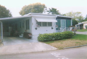 Mobile Home in St Petersburg, Florids