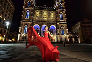 Experienced Wedding Photographer in Montreal