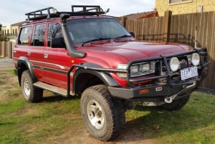 1994 Toyota LandCruiser Super Charged Mornington Mornington Peninsula Preview