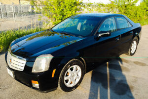 2007 Cadillac CTS Luxury Berline