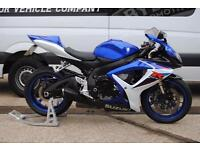 2007 - SUZUKI GSXR600, EXCELLENT CONDITION, £4,750 OR FLEXIBLE FINANCE TO SUIT