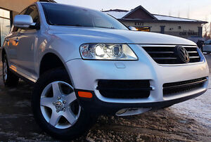 AMAZING, LUXURY, RELIABLE, TOP LINE VW Touareg V6