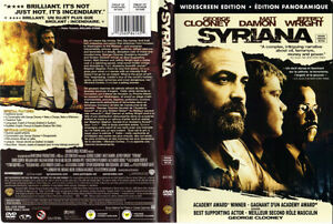 Syriana (2005) - George Clooney, Matt Demon