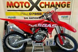 2022 GAS GAS MC 250F...UNUSED..STUNNING BIKE...£7795...MOTO X CHANGE