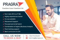 Business Analysis ( CBAP and Agile Certification) Course - 2 mth