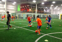 Mississauga March Break Soccer Camp