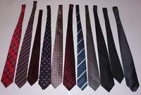 lot de 11 cravates (124)