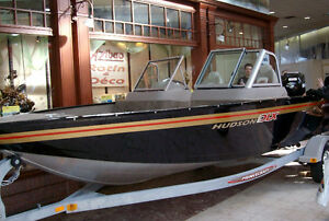 Bateau de pêche 19.5 '   2009