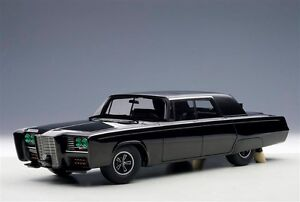 AUTOart 1966 -1967 Black Beauty Green Hornet TV Series item 7154