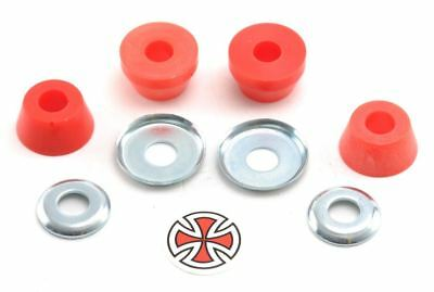 Independent/Indy Skateboard Bushings Standard Soft 90A RED (pack of 4)