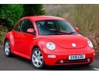 2001 Volkswagen Beetle 2.3 V5 3dr
