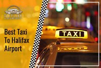 Best Taxi Service to Halifax Airport -Deeplink taxi & Limo