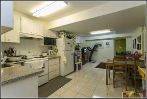 Mississauga:1 Bed Basement Apt. Sep.Entrance,$750/all inclusive