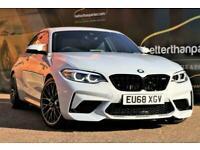 2018 BMW M2 3.0 M2 COMPETITION 1 OWNER HUGE SPEC 2d 405 BHP Auto Coupe Petrol Au