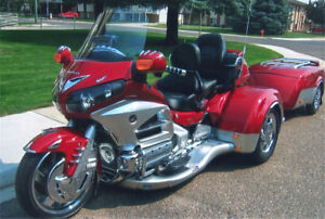 2012 Honda Gold Wing / California SideTrike & Trailer For Sale