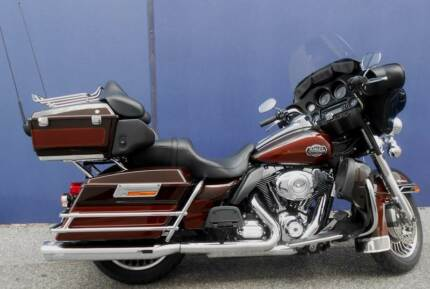 HARLEY-DAVIDSON TOURING ULTRA CLASSIC Cannington Canning Area Preview
