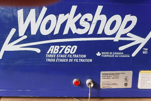 Air Filter/Cleaners for woodworking