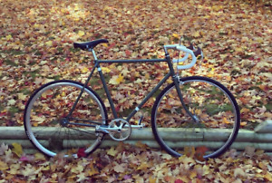 Converted Fixed Gear