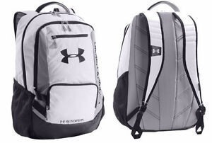 Under Armour Storm Hustle I White Backpack