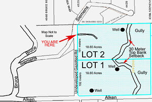 Ryder Lake Up and Away - Lot 2 Siemens Rd