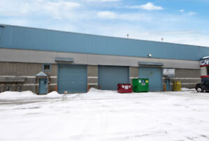 Large Warehouse with Large Garage Door and Large Office 20k sqft