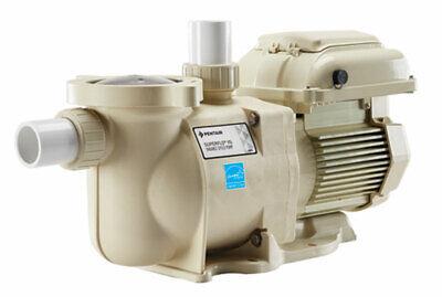 Pentair 342001 SuperFlo VS Variable Speed Pool Pump, 1 1/2 H