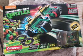 Carrera - Teenage Mutant Ninja Turtles - Racing Track Set