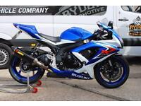 2009 - SUZUKI GSXR750, EXCELLENT CONDITION, £5,750 OR FLEXIBLE FINANCE TO SUIT