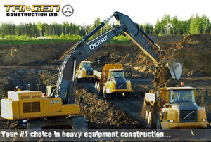 Heavy Equipment Trucker Edmonton Edmonton Area image 1