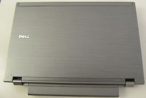13.3 Dell Latitude Intel Core i5 2.67 GHz laptop with dock
