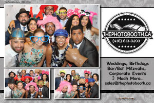 Photo Booth for High School Grads & More...
