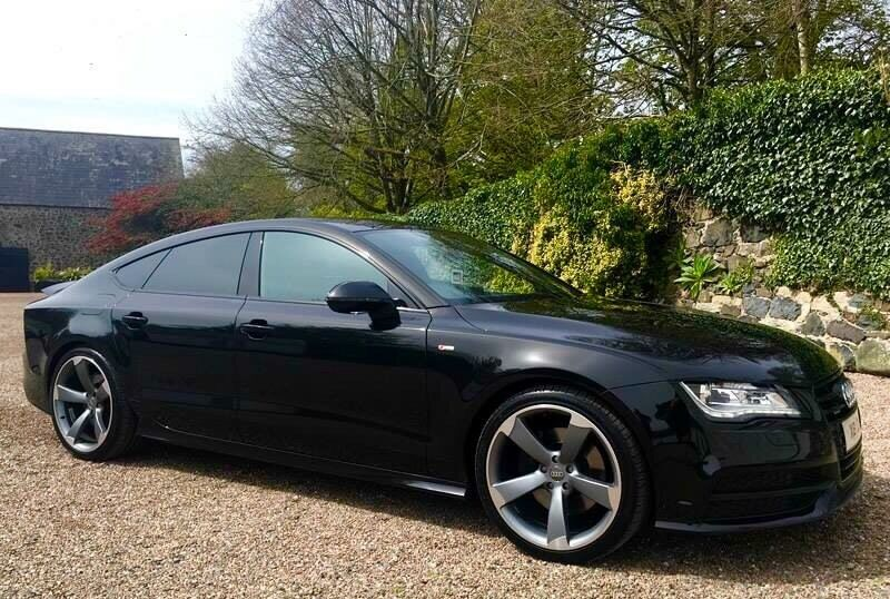 audi a7 2012 s line in enniskillen county fermanagh gumtree. Black Bedroom Furniture Sets. Home Design Ideas