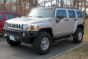 ***HUMMER H3 LOOKING TO BUY CASH IN HAND***WANTED