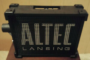 Altec Lansing RM3010 Powered PA Speakers Stage Monitors