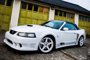 2001 Mustang Saleen | Supercharged | Convertible (Vancouver)