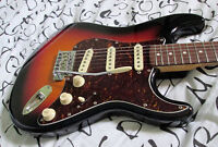 Squier Classic Vibe Stratocaster '60s in very good condition