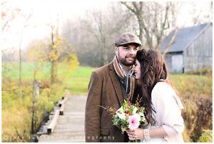 Photography for Small, Intimate Weddings - janerphotography.ca