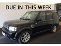 2009 (59) LAND ROVER DISCOVERY 4 XS 3.0 TDV6 AUTOMATIC 4X4 7 SEATER