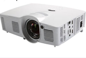 Optoma GT1080DARBEE 1080p 3000 3D DLP Short Throw Gaming Project