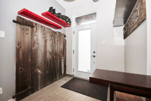 GLEBE DUPLEX 82 THIRD AVE BUILT 2016 FOR SALE - GARAGE WITH LOFT