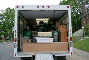 Moving Services in Windsor (call or text now for booking)